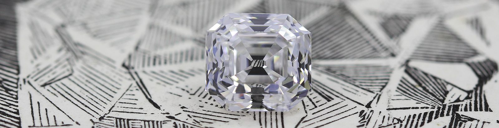 Old Emerald Cut Diamond