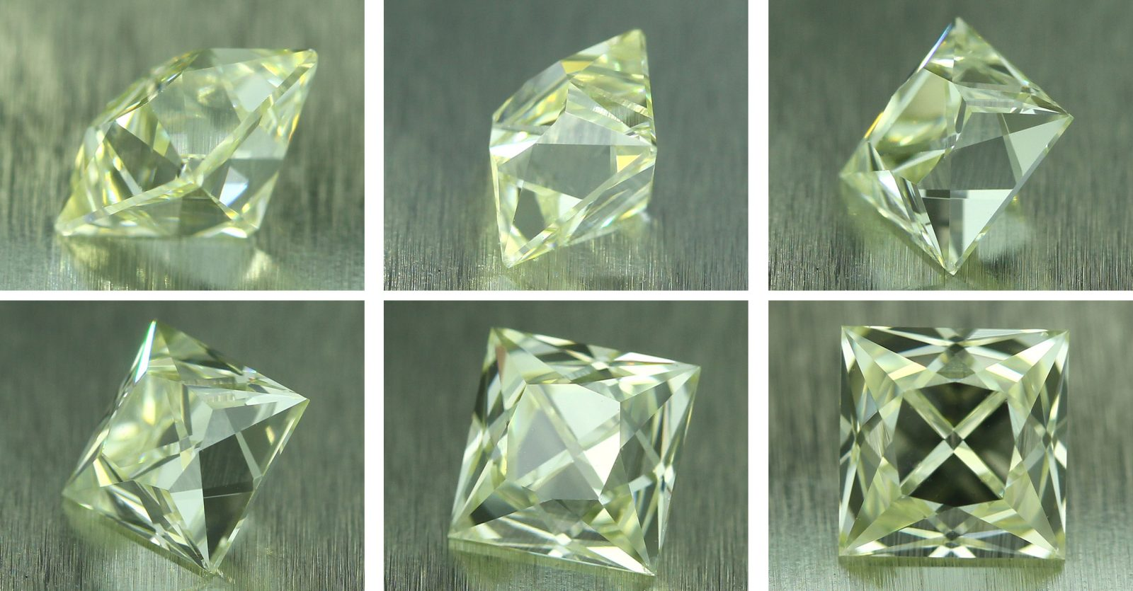 Half carat French Cut Diamond