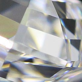 "An Asscher Cut Diamond of ""first water"""