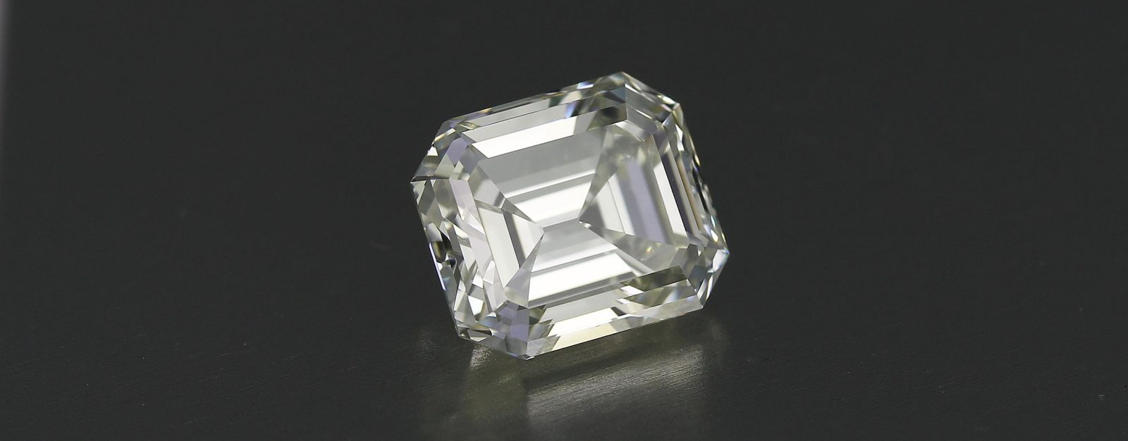 Vintage Emerald Cut Diamond circa 1910-1930 — 4.40 carat