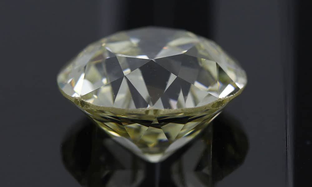 Antique Old European Cut Diamond