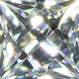 French Cut Diamond line