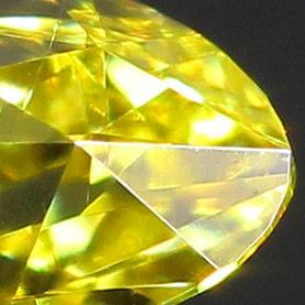 Fancy Colored Old Mine Pear Diamonds