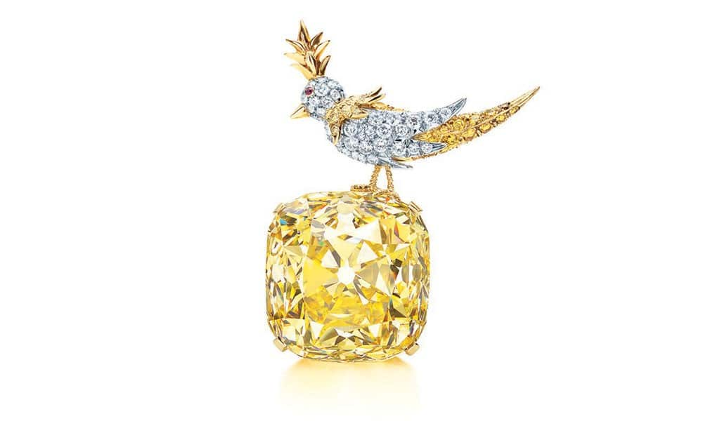 The Tiffany Yellow Diamond – Up Close