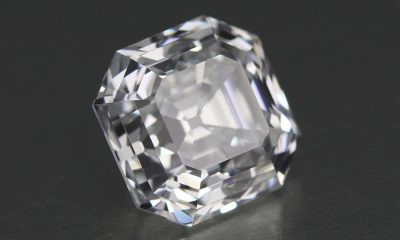 D Color Square Emerald Cut 2.52 carat