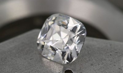 Double Decked Old Mine Cut 1.06 carat