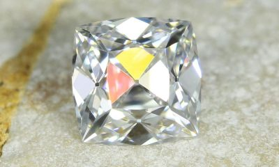 D Color Peruzzi Diamond™ Cut 1.01 carat