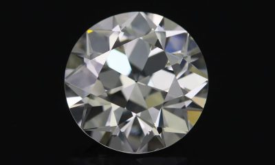 J Color Old European Cut 2.42 carat