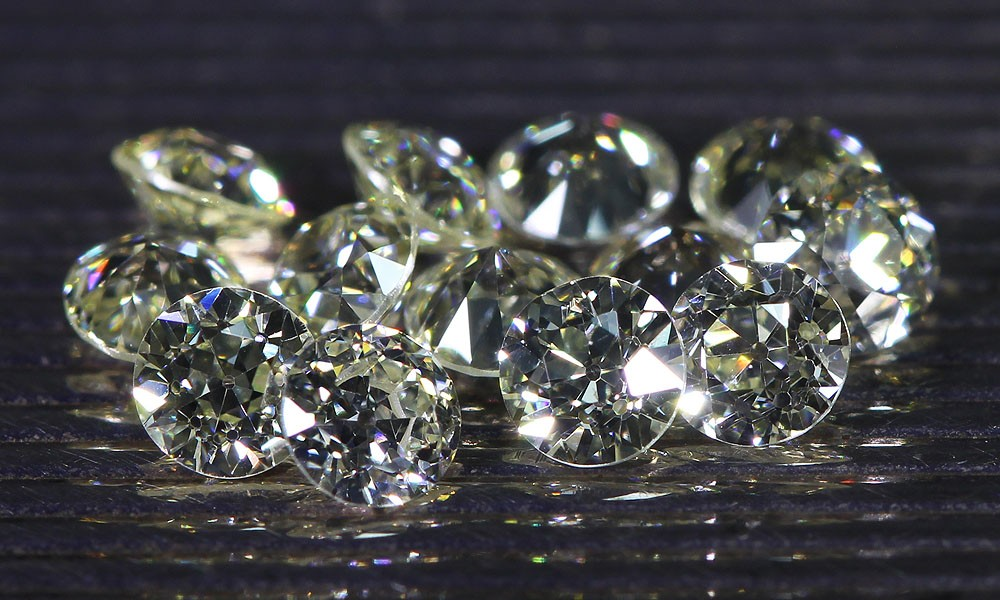 Old European Cut Diamonds