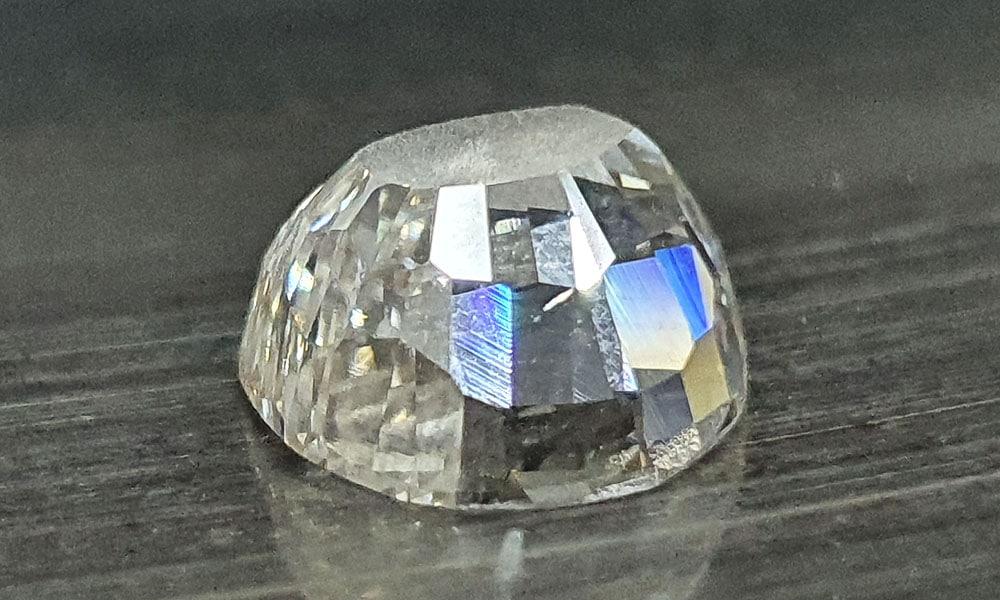 cutting lab grwon diamond to mogul cut phase 2