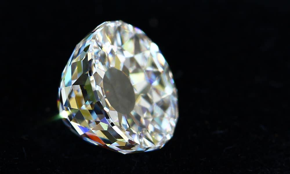 Modern Mogul Cut Diamond - 10