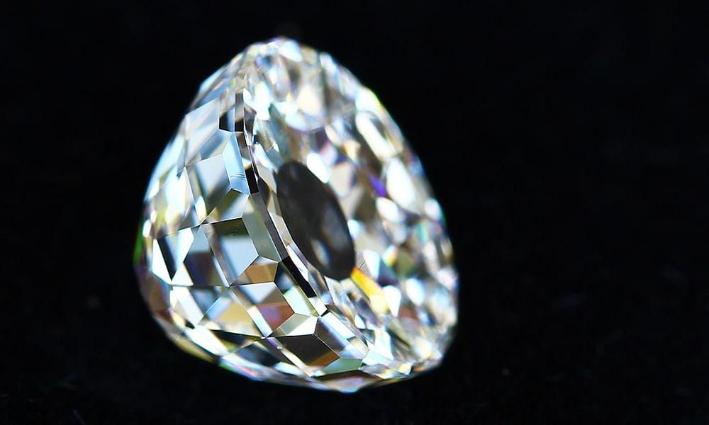 Modern Mogul Cut Diamond - 11