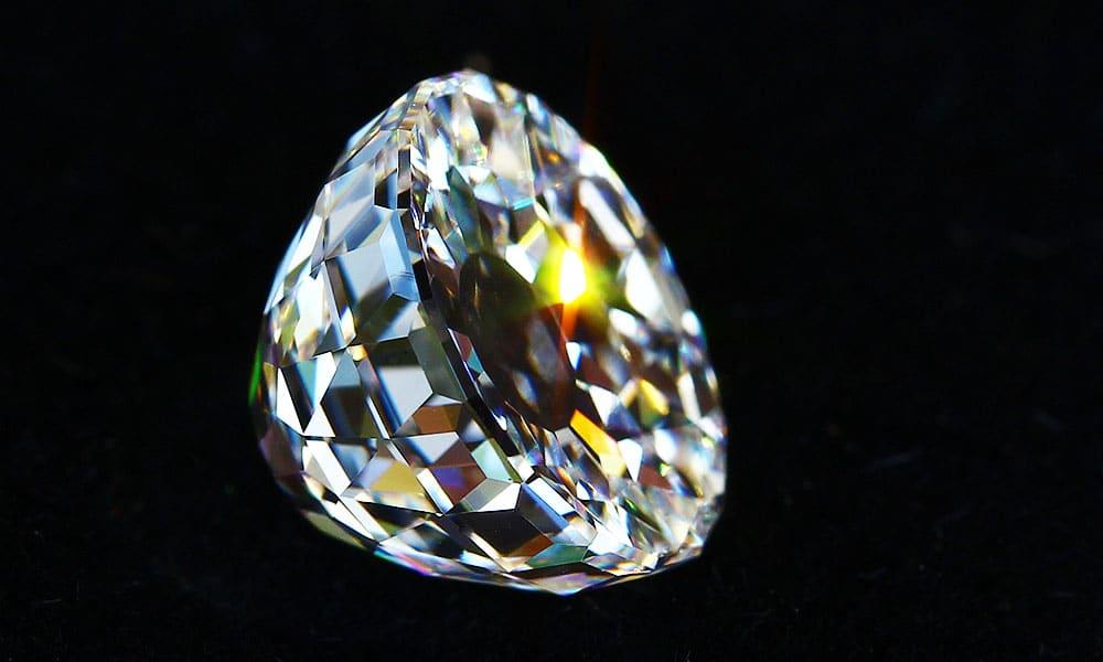 Modern Mogul Cut Diamond - 12