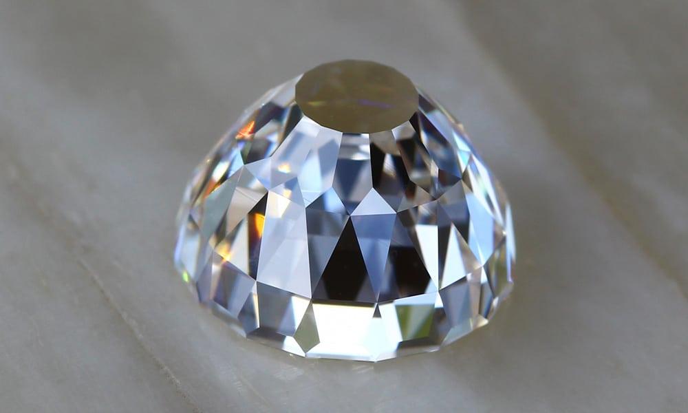 Modern Mogul Cut Diamond - 16