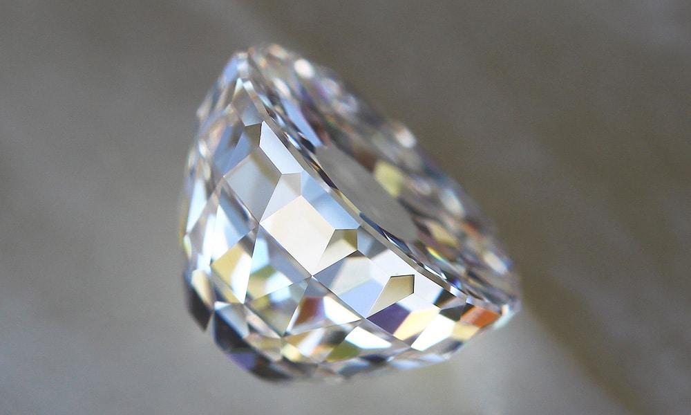 Modern Mogul Cut Diamond - 18