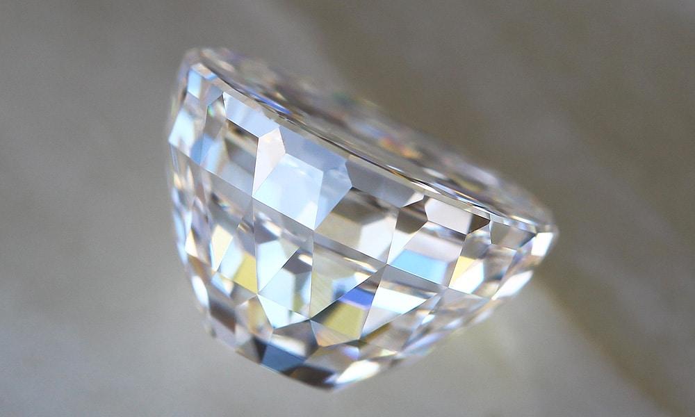 Modern Mogul Cut Diamond - 19