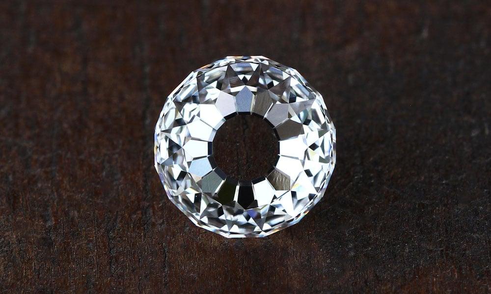 Modern Mogul Cut Diamond - 2