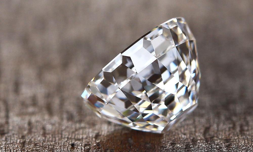 Modern Mogul Cut Diamond - 4