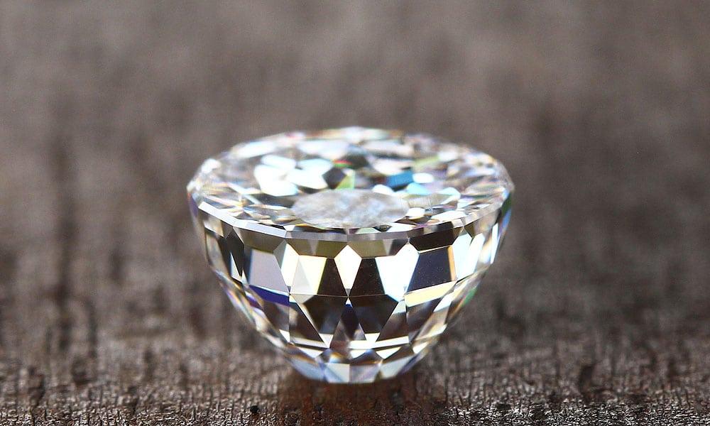 Modern Mogul Cut Diamond - 6